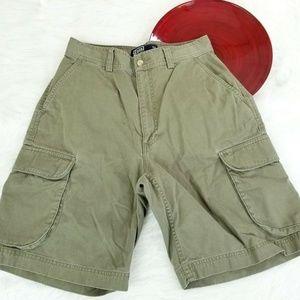 Polo Ralph Lauren Men's Cargo Shorts Size 30 Olive